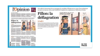penelopegate a blow to right wing french presidential candidate fillon