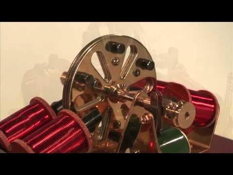 The History of  Electric Motors