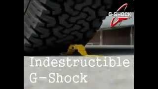 test casio g shock ga100 1а4er vs hummer