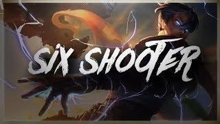 APEX LEGENDS | Six-Shooter Montage
