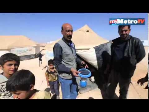 Spektrum - Kemelut mangsa peperangan di Syria