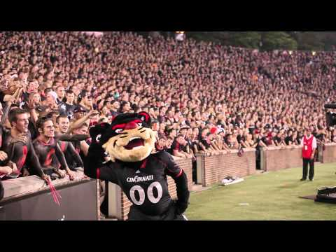 University of Cincinnati  - Feel the ROAR 2012