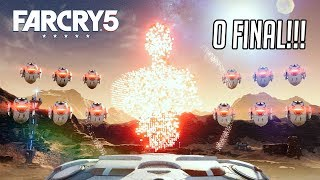 FAR CRY 5 LOST ON MARS #6 - O FINAL! (PC Gameplay)