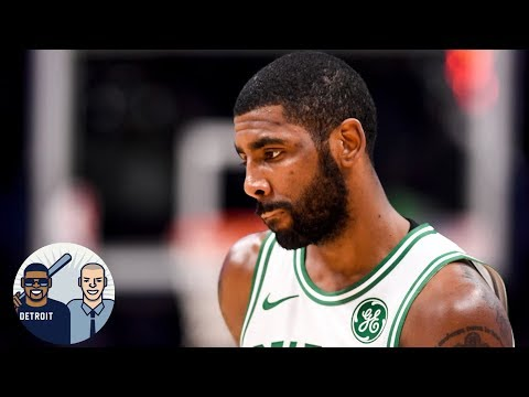 Why is Kyrie Irving asking for more veterans on Celtics? | Jalen & Jacoby