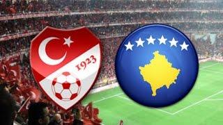 Türkiye & Kosova 2-0 Genis Maç Özeti 12/11/2016
