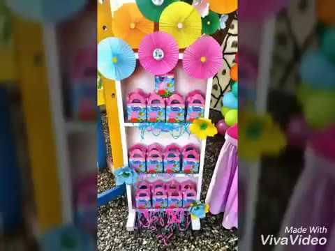 Cumpleaños Peppa Pig Ideas Para Decorar Peppa Pigs Birthday Decoracion