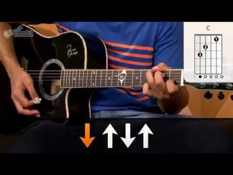 I'm With You - Avril Lavigne (aula de violão)