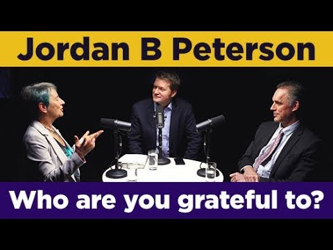 Who Are You Grateful To? Jordan Peterson Vs Atheist Susan Blackmore On Happiness