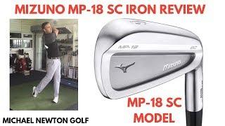 Mizuno MP18 SC Iron Review