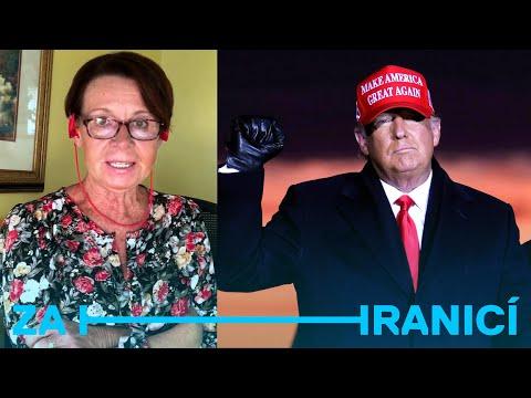 Česká novinářka v USA: Trump to s Amerikou myslel dobře, ale pouštěl si pusu na špacír