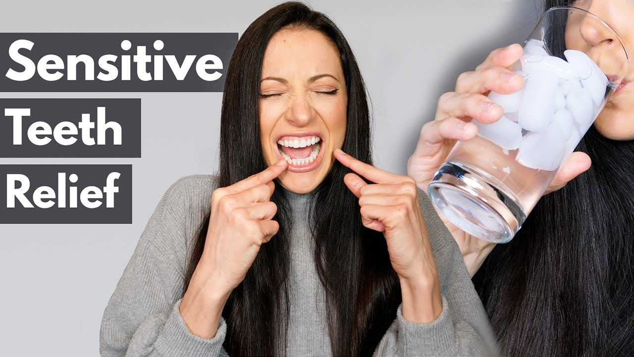 How To Relieve COLD Tooth Sensitivity FAST