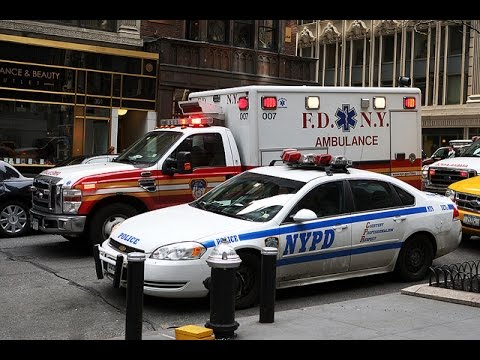 TWO HERO EMTs Take On FOUR Cops to Stop Police Abuse! (Give 'em tasers)