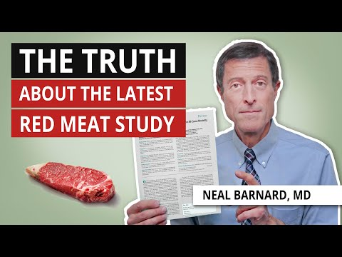 Is Eating Red Meat Helpful or Harmful?