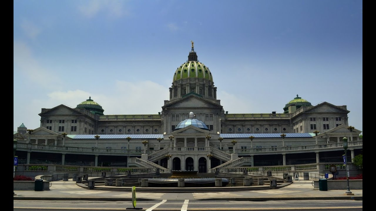 State Building Harrisburg Pa