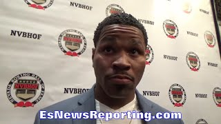 Shawn Porter: Mayweather TOLD THE TRUTH ON Broner - EsNews Boxing