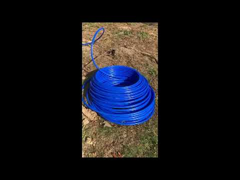 Build Your Own House - Installing Water On Our Property