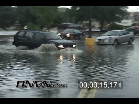 6/20/2005 Arvada Colorado Flooding Footage.