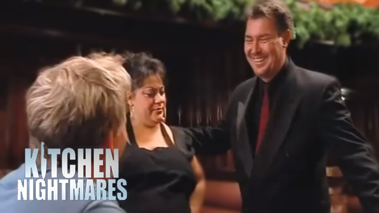 Gordon Calls Owner s Husband a Gangster Kitchen Nightmares