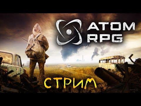 ВЫЖИВАНИЕ В ATOM RPG 🔴 FALLOUT + СССР. АПОКАЛИПСИС (стрим) #1 thumbnail