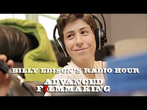 SOCAPA Film - Advanced Filmmaking - Billy Edison's Radio Hour