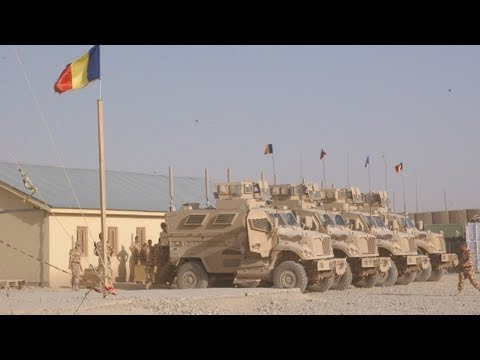 Romanian (ISAF) operation in Afghanistan