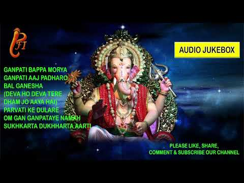 ganesh-chaturthi-special-ganesh-bhajan-&-aarti-|-best-collection-|-full-audio-songs-juke-box