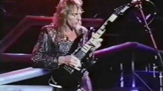 Judas Priest All Guns Blazing 1991 Rock In Rio.