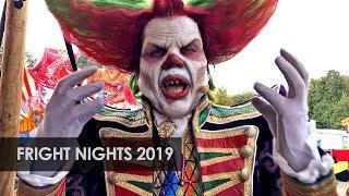 Halloween Fright Nights 2019: nieuwe scare zones (Eddie de Clown, Walibi Holland)