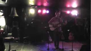 cha cha slide dj casper acoustic cover by robert borden live at the space in hamden ct