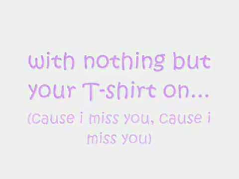 T Shirt  Shontelle Lyrics
