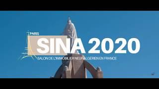 PREMIER SALON DE L'IMMOBILIER NEUF ALGÉRIEN EN FRANCE : SINA2020 PARIS