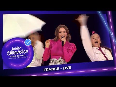 France 🇫🇷 - Carla - Bim Bam Toi - LIVE - Junior Eurovision 2019