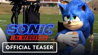 Sonic The Hedgehog   Official Teaser