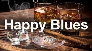 Happy Blues Music  Upbeat Whiskey Blues Instrumental Background Music
