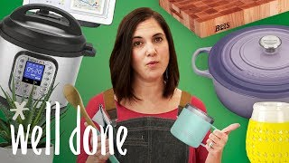 Mom's Top 10 Kitchen Gift Ideas For Christmas - The 2018 Gift Guide | Mom Vs. | Well Done