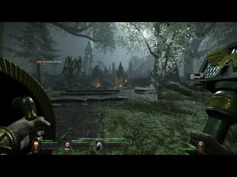 20 minutes of Vermintide hero dialogue