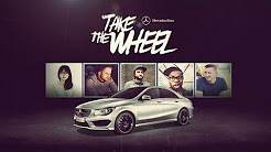 Take the Wheel -- Mercedes-Benz CLA