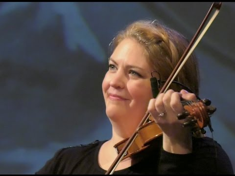 Andrea Beaton live at Celtic Colours International Festival