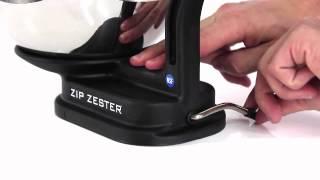 Zip Zester Best Kitchen Restaurant Bar Helper