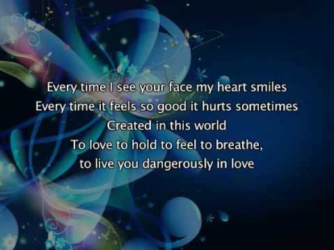 BEYONCE - DANGEROUSLY IN LOVE (LIVE) LYRICS