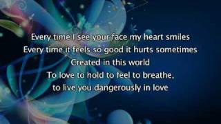 Beyonce - Dangerously In Love 2, Lyrics In Video