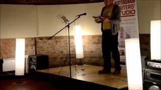 Andrew Taylor reads some poems from his collections at Restless Minds: The Last Chapter