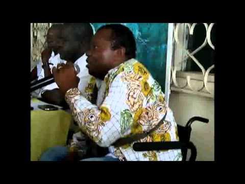 Forum des Indignés du Gabon - Intervention de Marc Ona