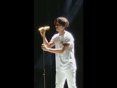 Jung Yong Hwa Room 622 in Hong Kong - 20180127 - Talk & One Fine Day