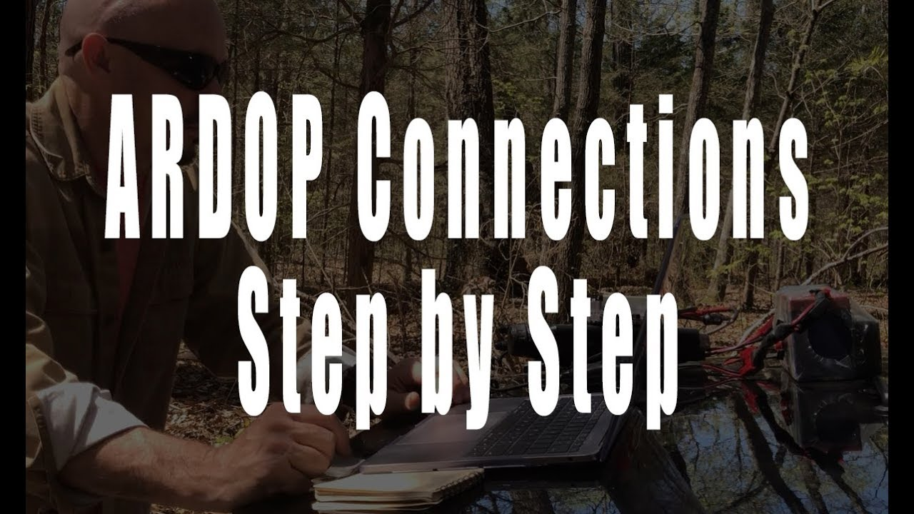 ARDOP Connections Step by Step with Pat Winlink
