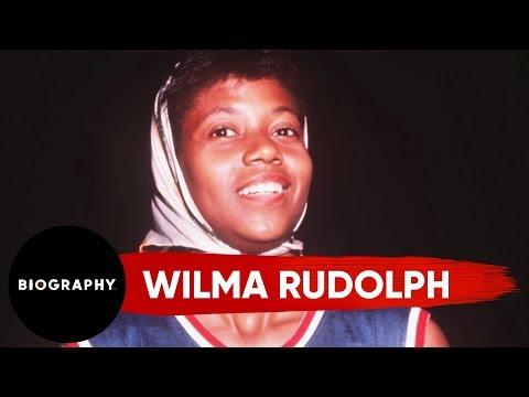 Mini Bio: Wilma Rudolph