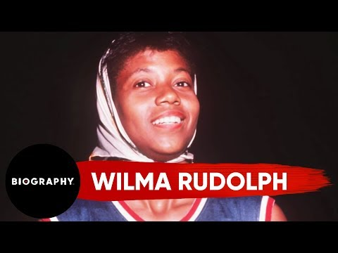 Wilma Rudolph - The First American Woman to Win 3 Gold Medals at a Single Olympics | Mini Bio | BIO