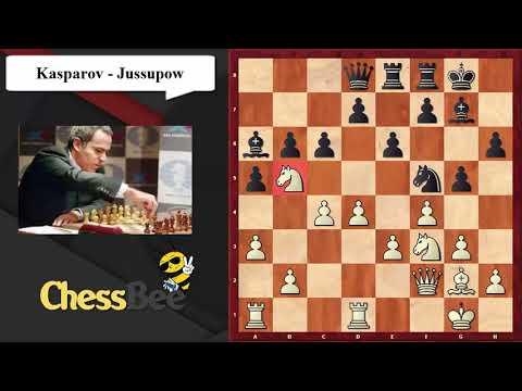 51. Kasparov Vs Jussupow