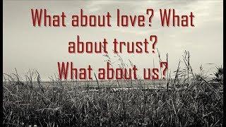 P!nk - What about us [Lyrics]
