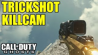 Trickshot Killcam # 865 | GHOSTS | Freestyle Replay